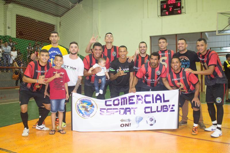 Final do Campeonato Municipal de Futsal 2019 - Bataguassu
