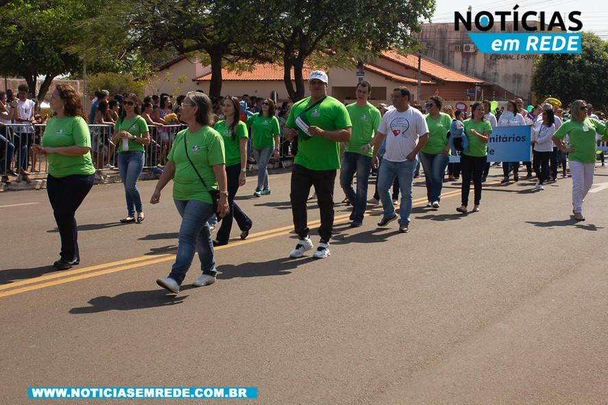 Desfile Cívico 7 de Setembro - Bataguassu