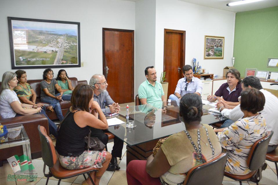 (Foto: Assecom Prefeitura de Bataguassu)