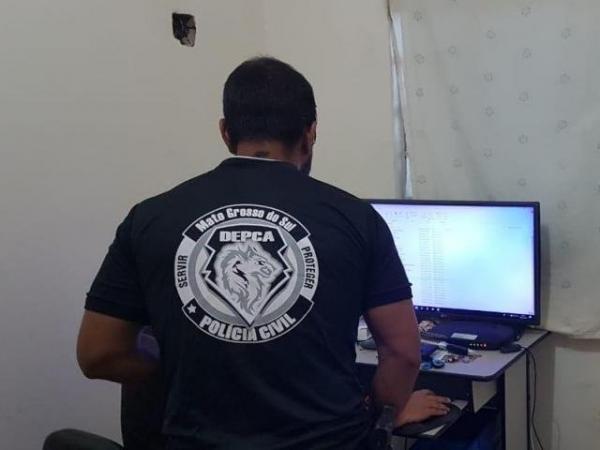 Em Mato Grosso do Sul serão cumpridos seis mandados de busca e apreensão. (Foto: Divulgação/Polícia Civil)