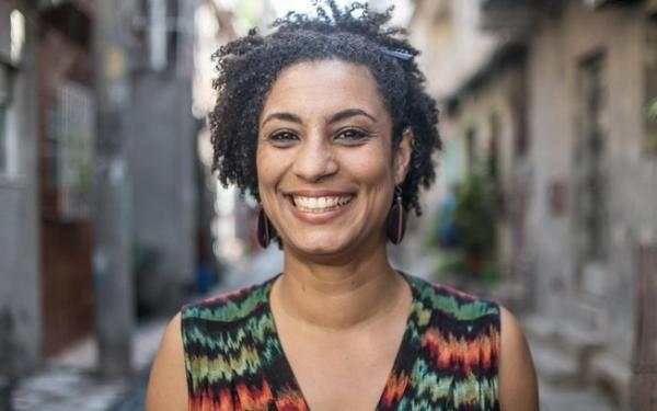 Quinta vereadora mais votada no Rio, Marielle Franco denunciava violência policial e morreu aos 38 anos de idade. (Foto: Reprodução Youtube)
