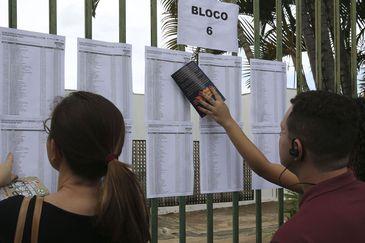 Ter feito o Enem é um dos critérios para participação no ProUni - Valter Campanato/Agência Brasil