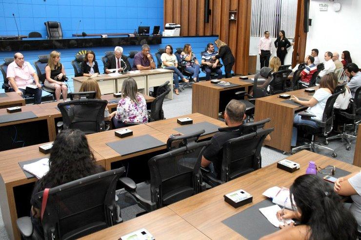 Evento ocorreu no Plenário Júlio Maia. (Foto: Agencia ALMS)