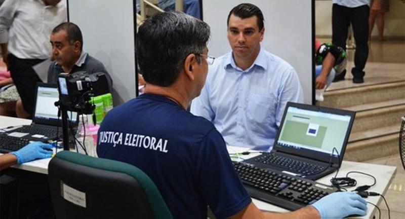 Caso a pessoa não realize a biometria, o título de eleitor será automaticamente cancelado. (Foto: Divulgação)