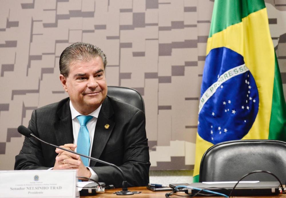 O senador Nelsinho Trad conseguiu do Ministério do Desenvolvimento Regional a liberação de R$ 321,7 mil para Brasilândia e Ribas do Pardo. (Foto: Divulgação)